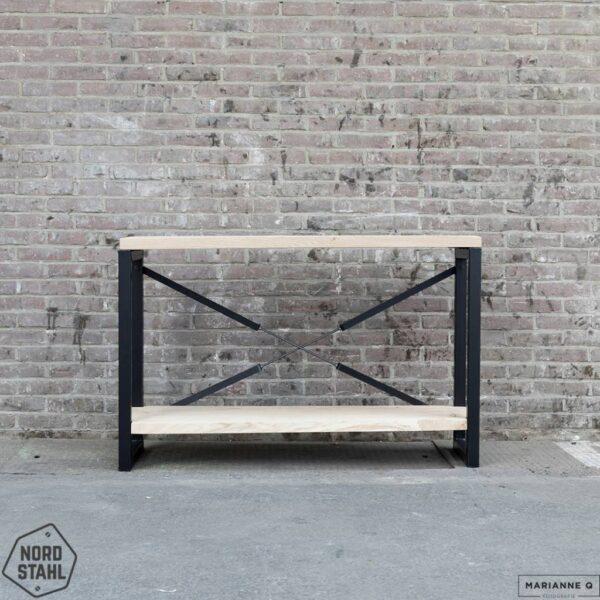 Nordstahl Sidetable cabinet frame stalen kastframes