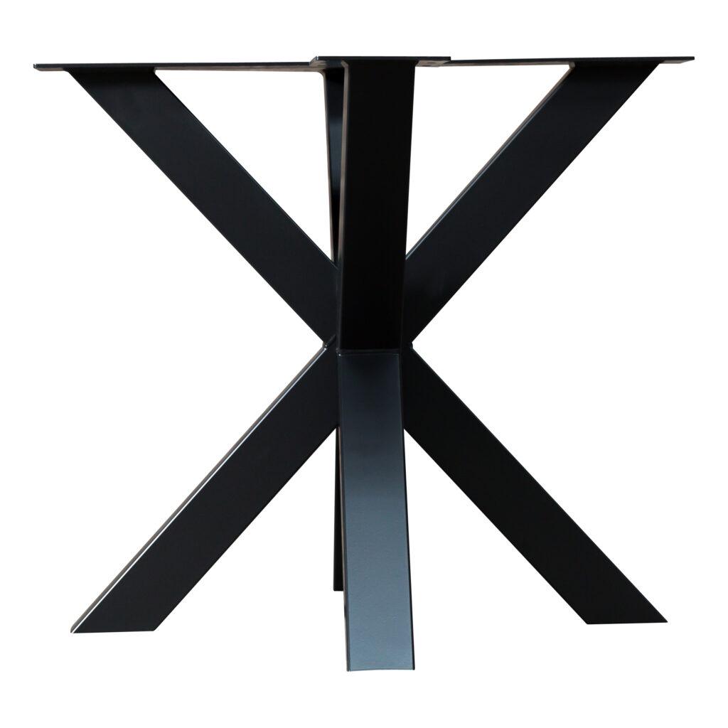 Nordstahl Matrix leg stalen tafelpoten sfeerbeeld 2